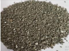 厂家直供合金砂10-20目 20-40目 锡钛合金 耐磨地坪 喷砂除锈