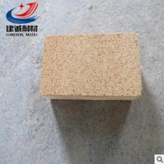 高铝质轻质保温砖 耐热1300°C 质量轻强度高 保温效果好