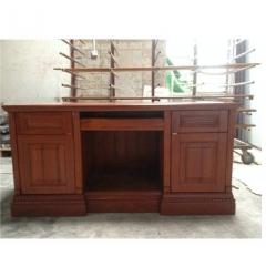 厂家定做 红酸枝办公桌 高品质老实木板办公桌