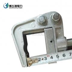 10平方纯铜高压接地线携带型便携式接地线棒电工拉线玻璃钢绝缘棒