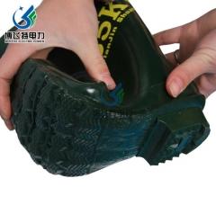 双安牌绝缘鞋35kv绝缘靴双安安全牌35绝缘靴电工鞋劳保安全鞋