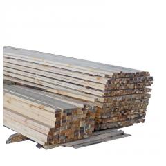 定制加工辐射松建筑木方 北方木方批发供应商 选双剑辐射松木材