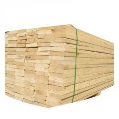厂家直销白松木方 实木白松建筑木方 北方烘干木方加工厂品质保障