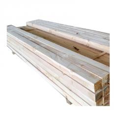 新款施工专供建筑木方 烘干耐腐蚀实木白松建筑木方 双剑自有白松