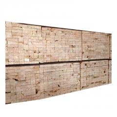 批发铁杉建筑方木 烘干实木加工方木定制 北方铁杉加工厂