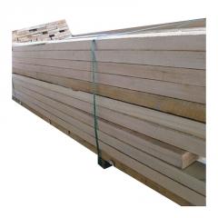 批发铁杉烘干建筑木方 建筑工地专用防腐木方 北方铁杉木材加工厂