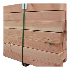 现货铁杉烘干加工木方 工地用建筑木方定制 北方铁杉木材加工厂