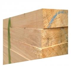定制辐射松木方口料 烘干实木无节建筑木方口料直销 北方辐射松厂