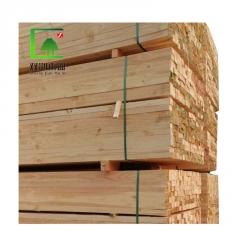 北方铁杉烘干工地建筑木方 加固实木建筑木方直销 铁杉木材加工厂