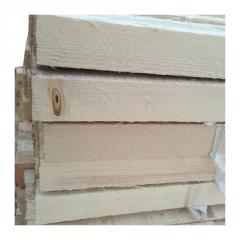 厂家供应建筑工程固定模板木方定制 工地白松木方批发定制