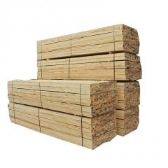 铁杉建筑木方 工地建筑方木加工 高端实木高密度铁杉木材加工厂