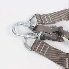 高空作业三角安全带坐式速降半身防坠落外墙清洗保险带半身安全带