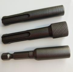 厂家直供 SDS柄电锤转换内六角接杆 品质保证 价格优惠
