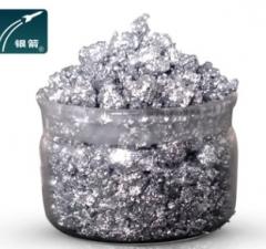 厂家直销 闪光铝银浆 汽车漆卷材烤漆氟碳漆用铝铝浆 银箭ZF-5123
