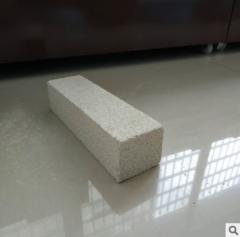 厂家专业生产 轻质莫来石保温砖 莫来石半枚条 郑州豫企现货直发