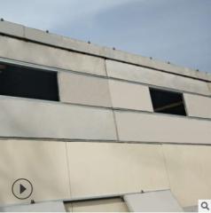 厂家直销钢骨架轻型墙板 水泥发泡保温板外墙板防水防火板材 墙板