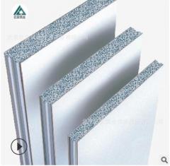 专业新型隔墙板生产厂家供应硅酸钙复合夹芯板KTV隔断隔音防火