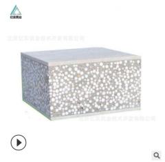 批发供应装配式预制隔墙板 轻质节能环保 隔墙板复合聚苯颗粒隔墙