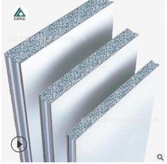 北京消防隔墙板硅酸钙板夹芯隔墙轻质隔声防火好安装泡沫隔断板