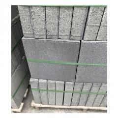 彩砖定制 海绵城市砖护坡砖透水砖彩砖砌块公园砖广场砖盲道盲点
