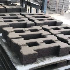 护坡砖连锁护坡砖水利护坡砖联锁块混凝土六棱边长20河道护坡砖