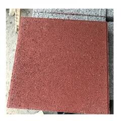 护坡砖 批发定制 城市透水彩砖水泥砌块 公园广场行道砖 环保彩砖