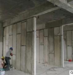 防水隔墙板 供应海南 防潮隔音轻质水泥墙板适用地下室停车场隔断