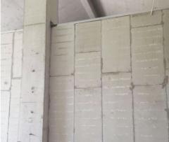 水泥轻质隔墙板 防水防潮 厨房卫生间地下室隔断墙体 装配式施工