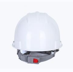 工地安全帽威武傲博玻璃钢工程电工帽男ABS国标透气加厚劳保帽子