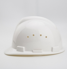 室内装修防尘帽厂家批发工地建筑透气加厚防砸抗压插接式安全帽