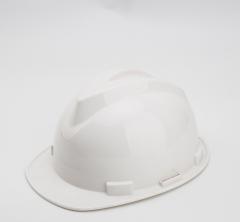 透气圆形旋钮式玻璃钢安全帽 工程装修高空作业防砸保护头盔批发