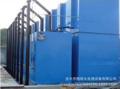 厂家直供改进型钢制式重力式无阀滤池无动力过滤器全自动过滤器