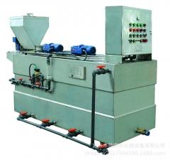 全自动不锈钢加药装置 自带搅拌功能加药系统 加药箱