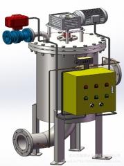 厂家定制  各种规格全自动过滤器 自清洗过滤器 水处理设备 低价