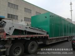 医院污水处理装置 一体化地埋式污水处理成套设备