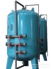 定制活性炭过滤器管式全自动机械精密过滤设备化工工业水处理筒式