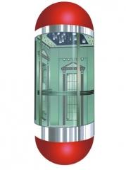 GR-GJ-04型观光电梯