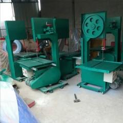 立式带锯条环保切砖机 带锯条高速切砖机 无尘切割机轻质砖切砖机