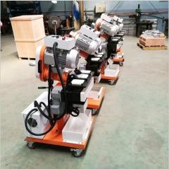 厂价直销自动行走式铣边机 钢板坡口机 自动行进式钢板坡口机