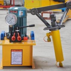 厂家直销钢筋弯曲机 32型手提式钢筋弯曲机 便携式液压钢筋弯曲机