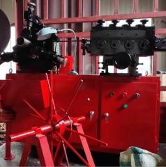 厂家直销预应力波纹管制管机 波纹管卷管机 扁管机质量