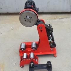 厂家大促消防管道切割机 325电动液压切管机 219镀锌管切管机