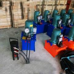 建筑钢筋冷挤压机 钢筋套筒冷挤压机 公路钢筋冷挤压连接机