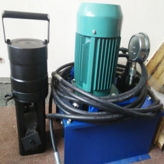 厂家直销钢筋冷压机 套筒连接冷压机螺纹钢冷挤压机