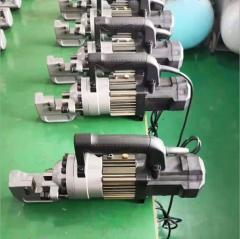 热销款便携式钢筋速断器 电动液压钢筋剪 单人手持钢筋切断机