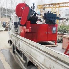 厂家直销预应力制管机孔道金属波纹管成型机 全自动波纹管卷管机