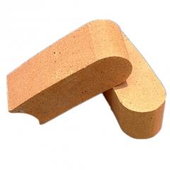 耐火材料厂家批发窑炉生产耐火材料粘土砖定制耐火材料万能弧形砖
