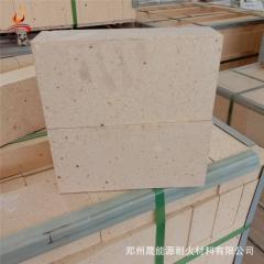 厂家生产国标多级高铝砖白灰窑用高铝耐火砖定制加工异形高铝砖