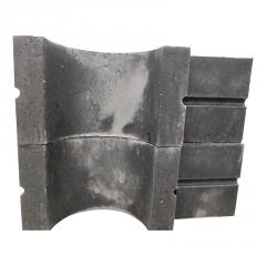 厂家生产耐火预制砖异型砖浇注料预制砖定制多种规格预制砖
