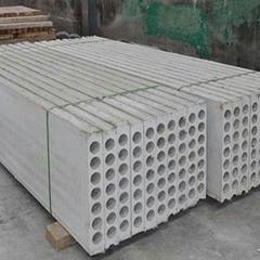 混凝土预制块 水泥构件预制楼板 多孔隔墙板 圆孔空心水泥墙板